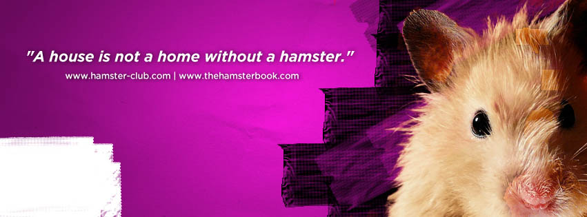 Hamster-Club Facebook Cover